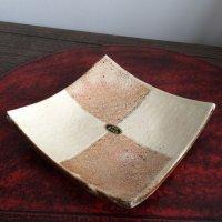 お気に入りの苔玉をグレードUP! 信楽焼皿A